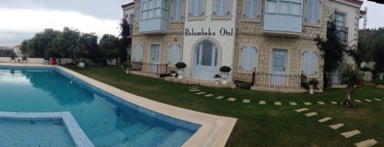 Balambaka Butik Otel is one of Lugares guardados de Ahmet.