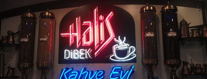 Halis Dibek Kahve is one of Veni Vidi Vici İzmir 2.