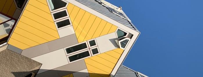 Kubuswoningen is one of Rotterdam.