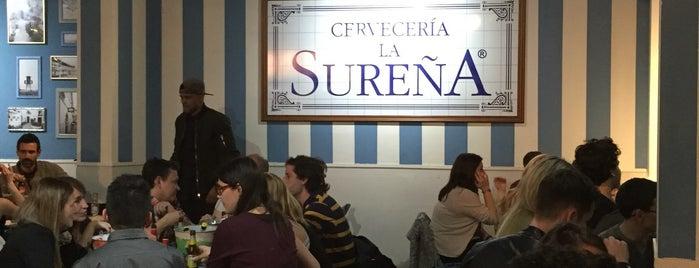 Cervecería La Sureña is one of Barcelona centre.