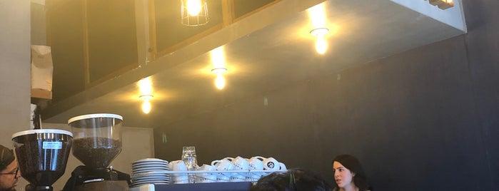 Birch Coffee is one of Lieux qui ont plu à Ben.