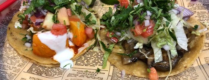 Jarabe Mexican Street Food is one of Posti salvati di Joey.