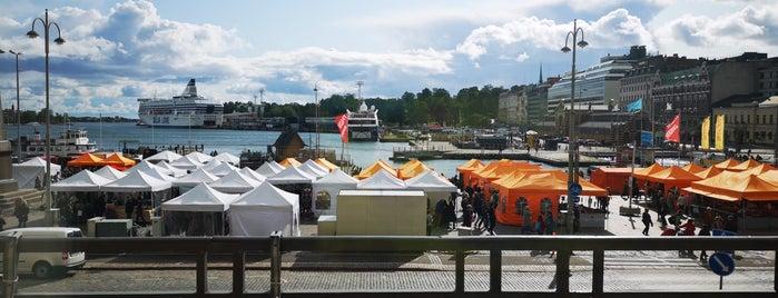 Taverna Vaelsa is one of Vegan-friendly Helsinki.