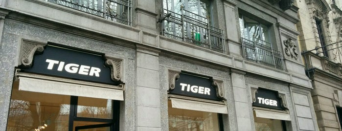Tiger is one of Milano.