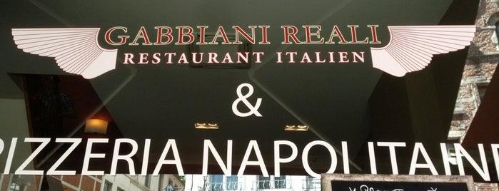 Gabbiani Reali is one of True.