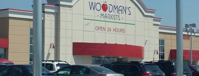Woodmans is one of Orte, die Ruth gefallen.