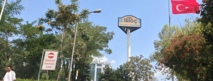 İstoc Yonetim Binasi is one of Lugares favoritos de Ersin.