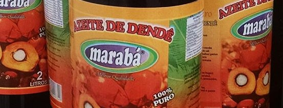Acarajé is one of comida baiana.