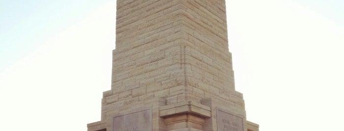 Helles Anıtı is one of Canakkale.