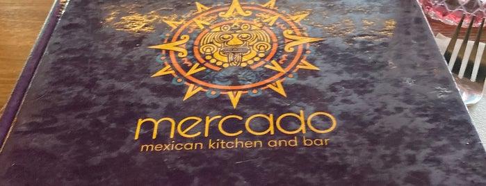 Mercado is one of Nairobi.