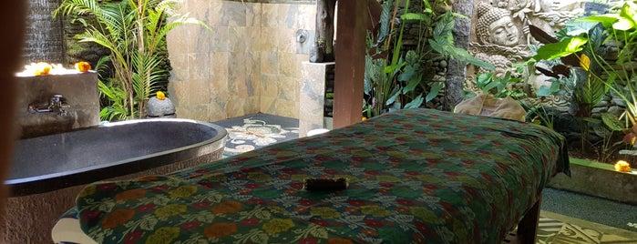 Karsa Spa is one of Bali.