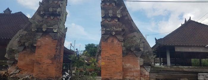 Mas is one of Enjoy Bali Ubud.