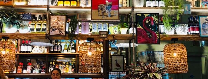 Bill's Restaurant is one of Lugares favoritos de Lewis.