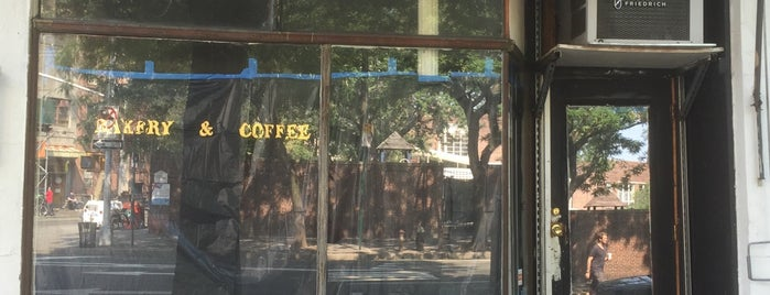 CC's Café is one of West Village.
