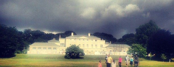 Kenwood House is one of London Cultural.
