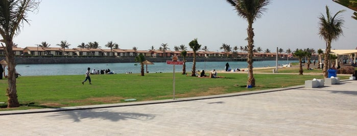 Jeddah North Corniche is one of Lugares favoritos de Tawfik.