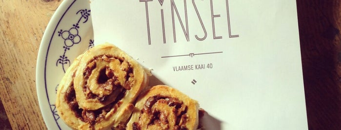 Tinsel is one of Antwerpen.