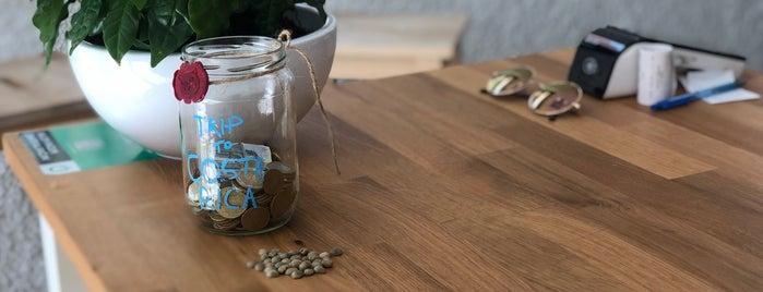 Mala Pražarna is one of Coffee.
