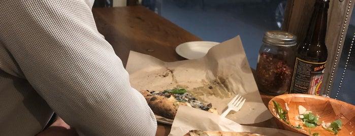 Bare Knuckle Pizza is one of Lieux sauvegardés par Alan.