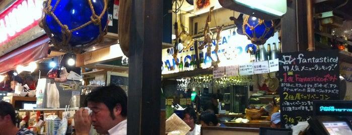 恵比寿フィッシュセンター is one of Tokyo Casual Dining.