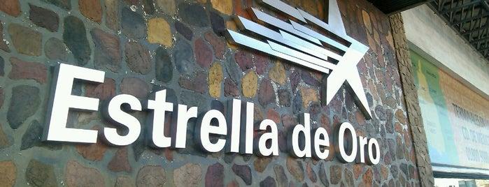 Estrella de Oro is one of Lugares favoritos de Jonathan.