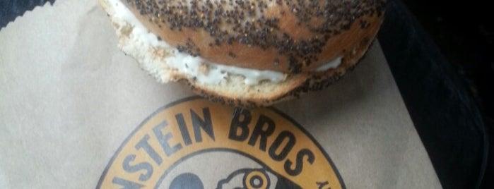 Einstein Bros Bagels is one of Fayetteville 2020.