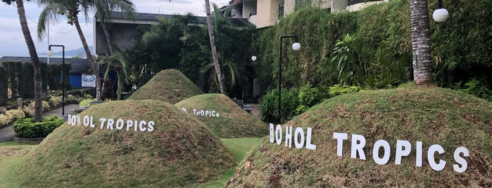 Bohol Tropics Resorts is one of Stephanie'nin Kaydettiği Mekanlar.