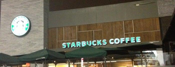 Starbucks is one of Sebastian 님이 좋아한 장소.