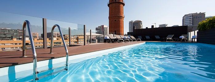 Hotel Attica21 Barcelona Mar is one of lindos.