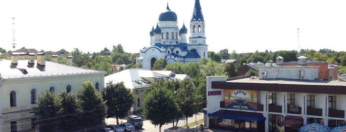 Центр Творчества Юных is one of Lieux qui ont plu à Olga.