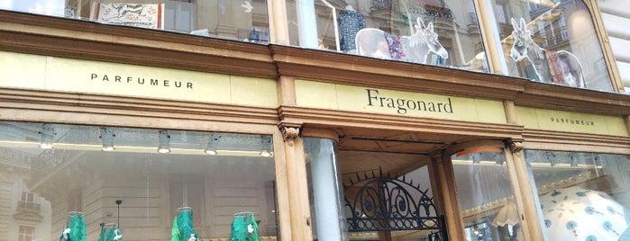 Fragonard is one of Suz'un Beğendiği Mekanlar.