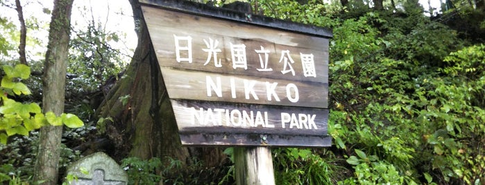 Nikko National Park is one of 日光/鬼怒川温泉.