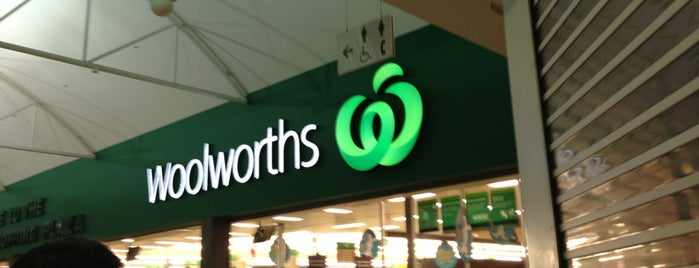 Woolworths is one of When finally a Melbournite.