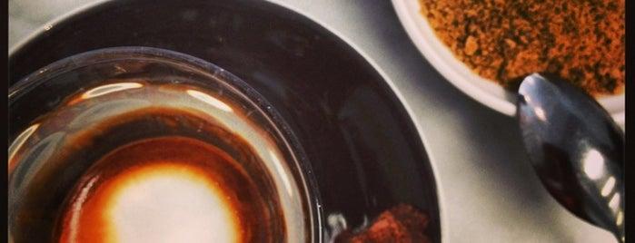 Zokoko Morgans Espresso Bar is one of Gespeicherte Orte von Eric.