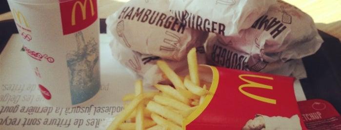 McDonald's is one of Fuat'ın Beğendiği Mekanlar.