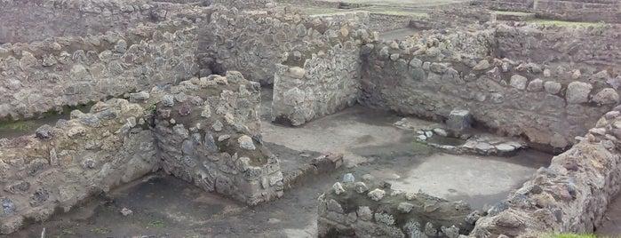 Zona Arqueológica Tecoaque is one of Weekeners.