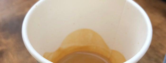 Man Kind Coffee is one of Kahve Molası ☕️.