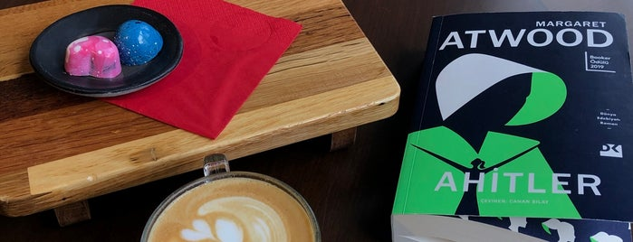 Paper Roasting Coffee&Chocolate is one of Kahve Molası.