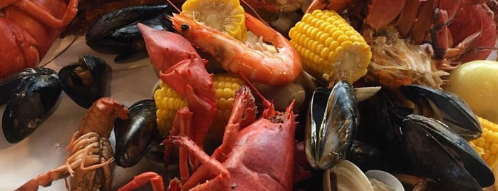 Crab in da bag is one of Amanda: сохраненные места.