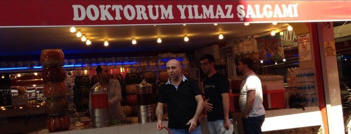 Doktorum Yılmaz Şalgamı is one of Adana.