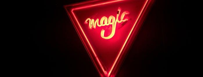 Magic Rock Club is one of Discotecas en Barna:).