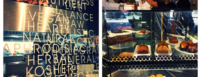 Natural Blend Juice Bar & Bakery is one of 200 Black-Owned Restaurants in NYC.