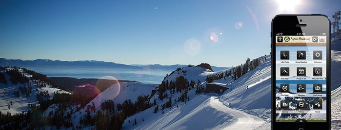 Alpine Meadows Ski Resort is one of Tavsiyeler Comments.