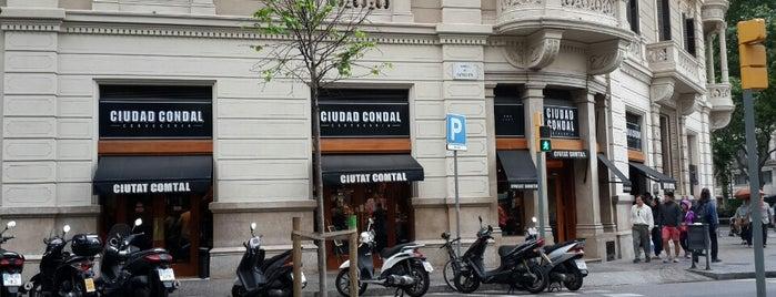Cerveseria Ciutat Comtal is one of Barcelona centre.