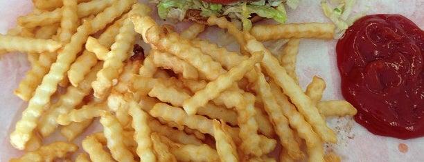 Kincaid's Hamburgers is one of สถานที่ที่ Sean ถูกใจ.