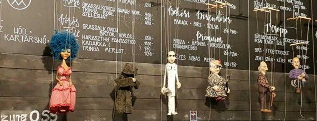 Marionett Craft Beer House is one of Posti salvati di Sara S..