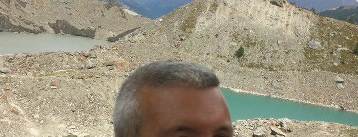 Lago del Miage is one of Posti che sono piaciuti a Simone.