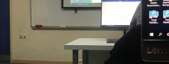 Mehmet Akif Ersoy Eğitim Akademisi is one of Seda 님이 좋아한 장소.