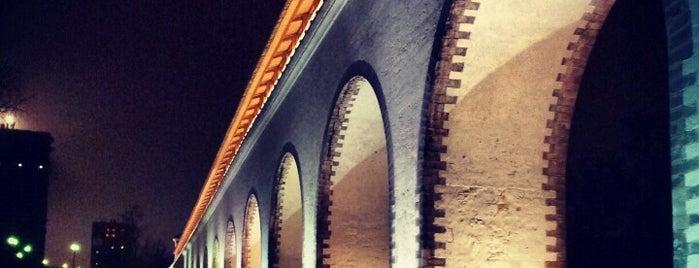 Ростокинский акведук is one of Marinaさんのお気に入りスポット.