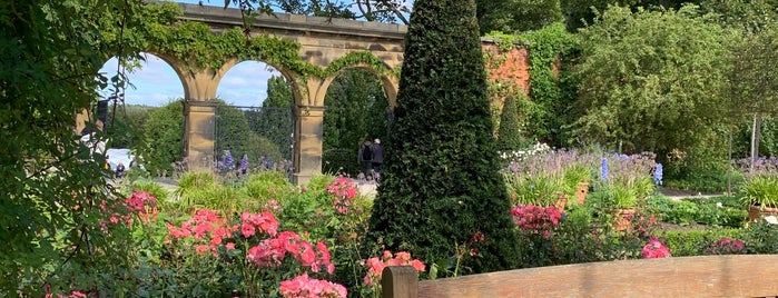 The Alnwick Garden is one of Holiday.